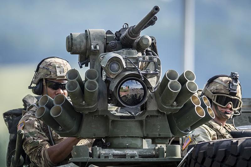 Военный прогноз США-2019: Найти управу на русскую РЭБ, прижать Китай, усилить Польшу